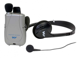 William Sound Pocketalker Hearing Amplifier System